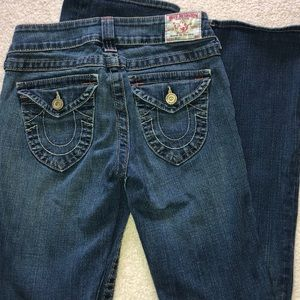 True Religion Becky boot cut (size 26)